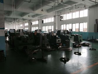 Shanghai Summery Industrial Machine Co. , Ltd.